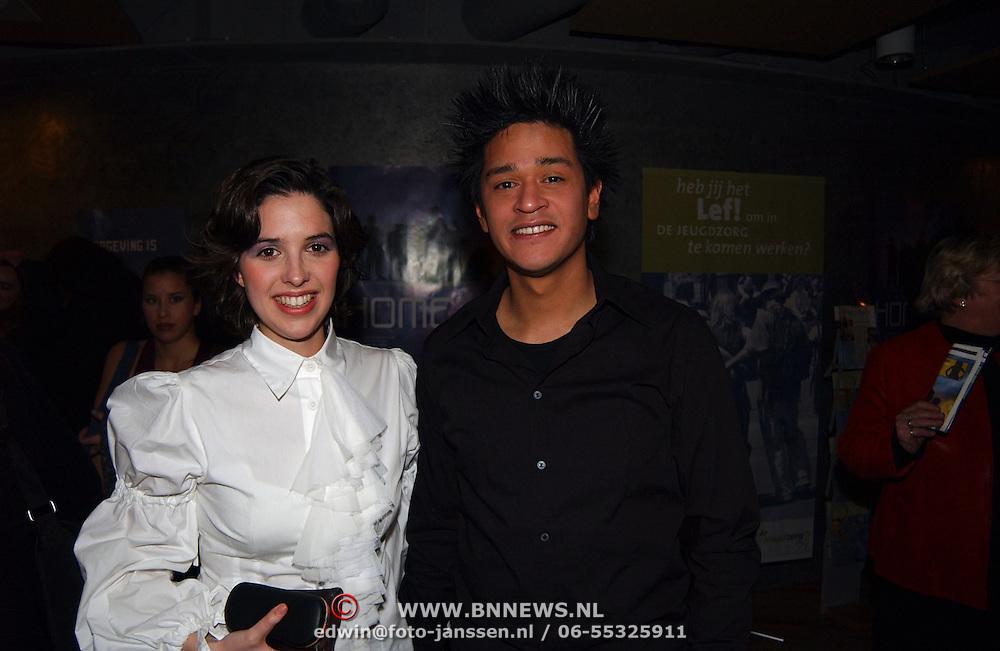 Premiere Home, Oscar de Boer en vriendin