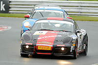 #9 Chris Dyer Porsche Cayman S during the The Sylatech Porsche Club Championship with Pirelli at Oulton Park, Little Budworth, Cheshire, United Kingdom. September 03 2016. World Copyright Peter Taylor/PSP.