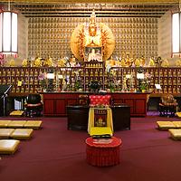 City Of Ten Thousand Buddahs