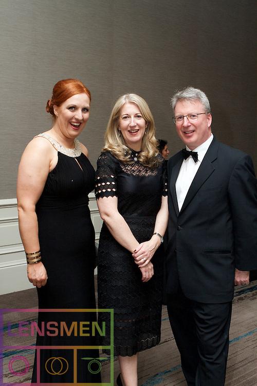 Aine Doyle, Dalata Hotel Group, Karina Dunne and Edward Stephenson both of the Druid's Glen Hotel and Golf Resort.