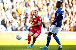 Pedro Pereira of Bristol City - Mandatory by-line: Robbie Stephenson/JMP - 10/11/2019 -  FOOTBALL - Cardiff City Stadium - Cardiff, Wales -  Cardiff City v Bristol City - Sky Bet Championship