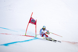 19.12.2016, Grand Risa, La Villa, ITA, FIS Ski Weltcup, Alta Badia, Riesenslalom, Herren, 1. Lauf, im Bild Gino Caviezel (SUI) // Gino Caviezel of Switzerland in action during 1st run of men's Giant Slalom of FIS ski alpine world cup at the Grand Risa race Course in La Villa, Italy on 2016/12/19. EXPA Pictures © 2016, PhotoCredit: EXPA/ Johann Groder