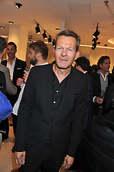 NICK HART at the launch of the Spencer Hart Flagship store, Brook Steet, London on 13th September 2011.
