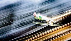 21.02.2016, Salpausselkae Schanze, Lahti, FIN, FIS Weltcup Ski Sprung, Lahti, Herren, im Bild Severin Freund (GER) // Severin Freund of Germany competes during Mens FIS Skijumping World Cup of the Lahti Ski Games at the Salpausselkae Hill in Lahti, Finland on 2016/02/21. EXPA Pictures © 2016, PhotoCredit: EXPA/ JFK