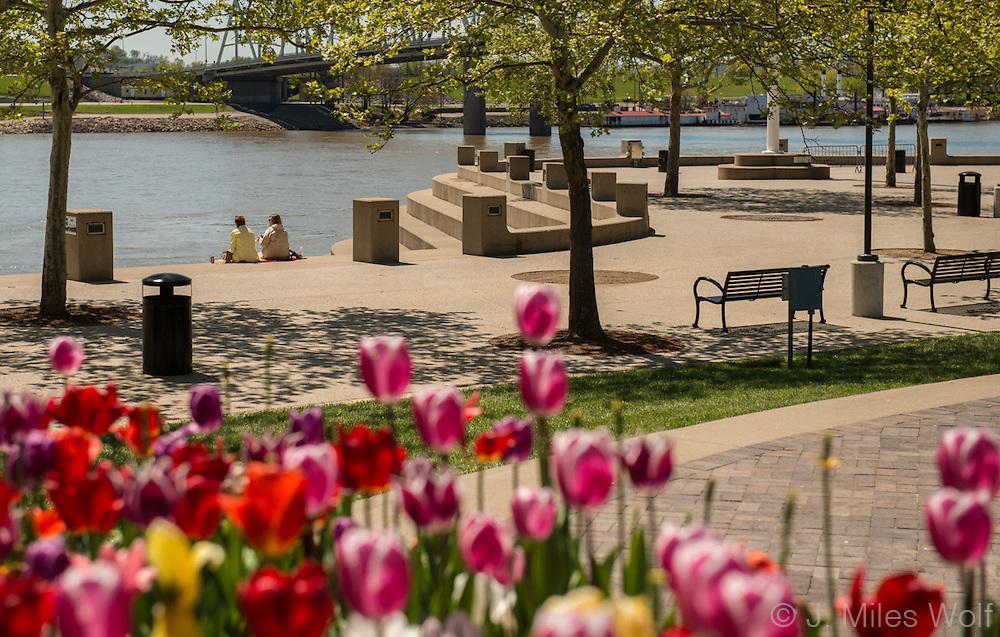 Sawyer Point in Cincinnati