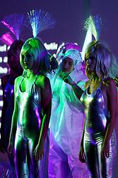"""Show """"StarDust"""", apresentado pela Intercoiffure Bulgária durante o 20 Congresso Mundial da Intercoiffure - ICD Rio 2008, que acontece de 18 a 20 de maio, no hotel Intercontinental, no Rio de Janeiro . FOTO: Jefferson Bernardes / Preview.com"""