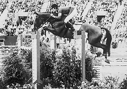 Wauters Eric, BEL, Pomme d'Api<br /> Olympic Games Montreal 1976<br /> © Hippo Foto - Hugo M Czerny<br /> 29/04/2020