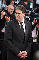 Director Mark Osborne at the gala screening for the film The Little Prince – Le Petit Prince at the 68th Cannes Film Festival, Friday 22nd May 2015, Cannes, France.