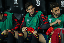 March 23, 2019 - Valencia, Valencia, Spain - Sergi Roberto of Spain in action during European Qualifiers championship, , football match between Spain and Norway, March 23th, in Mestalla Stadium in Valencia, Spain. (Credit Image: © AFP7 via ZUMA Wire)
