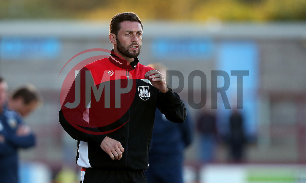 Bristol City Under 21s Manager Jamie McAllister - Mandatory by-line: Robbie Stephenson/JMP - 13/07/2016 - FOOTBALL - Bob Lucas Stadium - Weymouth, England - Weymouth FC v Bristol City Under 21s - Pre-season friendly
