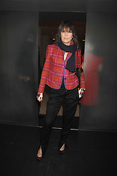 CHRISSIE HYNDE at 'Not Another Burns Night' in association with CLIC Sargebt and Children's Hospice Association Scotland held at ST.Martins Lane Hotel, London on 3rd March 2008.<br />