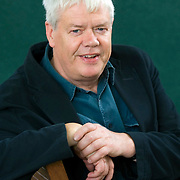 EDINBURGH, SCOTLAND - AUGUST19. Author Bernard MacLaverty  poses during a portrait session held at Edinburgh Book Festival on August 19, 2006  in Edinburgh, Scotland. (Photo by Marco Secchi/Getty Images).