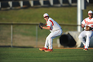 Lafayette High's Eli Murphree pitches against Corinth in MHSAA Class 4A playoff action in Oxford, Miss. on Saturday, May 3, 2014. Lafayette High won 10-2.