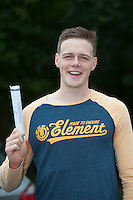 12/08/2015 Patrick Daly delighted with his  results from  Yeats College Galway in his leaving certificate. Photo:Andrew Downes, xposure