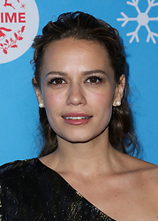 LOS ANGELES, CA, USA - NOVEMBER 14: The Stars Of Lifetime's Christmas Movies Celebrate The Opening Night Of Life-Sized Gingerbread House Experience held at The Grove on November 14, 2018 in Los Angeles, California, United States. 14 Nov 2018 Pictured: Bethany Joy Lenz. Photo credit: Xavier Collin/Image Press Agency/MEGA TheMegaAgency.com +1 888 505 6342