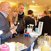 NLD/Amsterdam/20120424 - Lancering juwelenlijn Wishes by Rossana Kluivert-Lima, Daphne Deckers