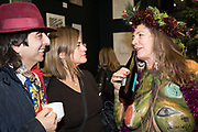 HERCULES FISHERMAN, MARISA POLIN, WILMA JOHNSON Neo Naturist Christmas event , Studio Voltaire Gallery shop, Cork St.   20 November 2019