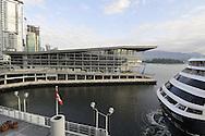 Vancouver Convention and Exhibition Centre, Vancouver, British Columbia, Canada
