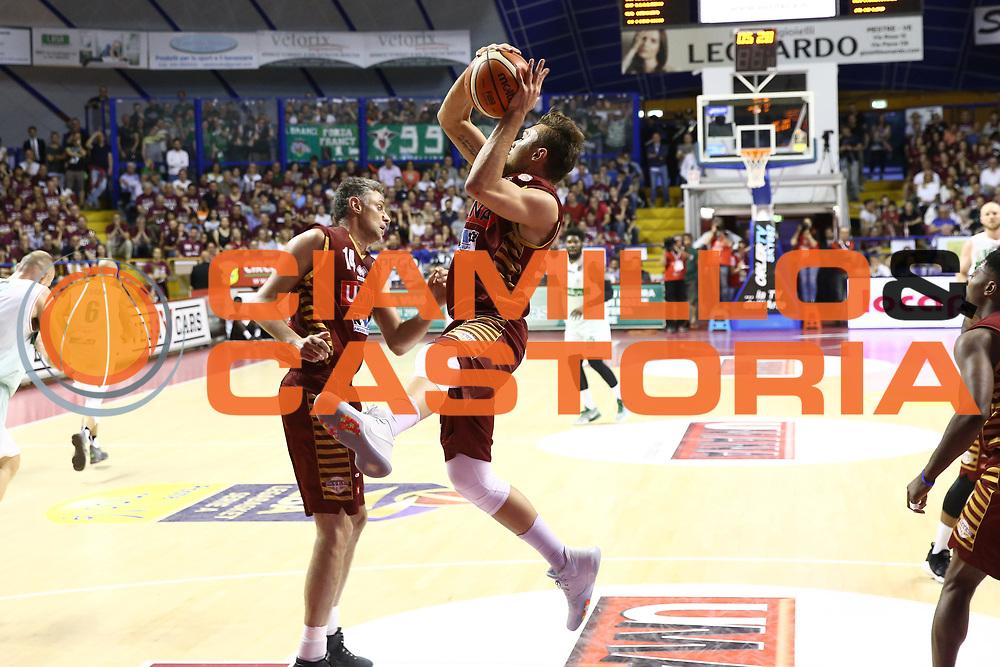Tonut Stefano<br /> Umana Reyer Venezia vs Sidigas Avellino<br /> Lega Basket Serie A 2016/2017<br /> Play Off SemiFinali Gara 1<br /> Venezia,26/05/2017<br /> Foto Ciamillo-Castoria/A. Gilardi
