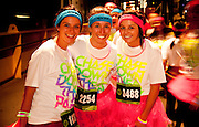 Start to Finish Puma Glow Run @ Birrarung Marr