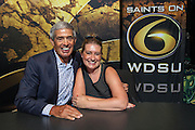 WDSU-TV Fall Premiere Party at the House of Blues on August 20, 2015