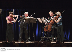 A 200-year view of the string quartet, with works written in 1810, 1910 and 2010. Ten includes the world premiere of Ross Harris's The Abiding Tides, which sets the poems of Vincent O'Sullivan for soprano and string quartet. These songs express the high hopes and the desperation of those who sank in the Titanic nearly 100 years ago and those illegal immigrants who continue to lose their lives at sea.
