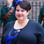 NLD/Den Haag/20130917 -  Prinsjesdag 2013, Staatssecretaris van Economische zaken Sharon Dijksma