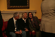 Party for Jean Pigozzi hosted by Ivor Braka to thank him for the loan exhibition 'Popular Painting' from Kinshasa'  at Tate Modern. Cadogan sq. London. 29 May 2007.  -DO NOT ARCHIVE-© Copyright Photograph by Dafydd Jones. 248 Clapham Rd. London SW9 0PZ. Tel 0207 820 0771. www.dafjones.com.