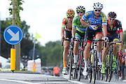 BELGIUM  / INGOOIGEM / CYCLING / WIELRENNEN / CYCLISME / 69TH HALLE - INGOOIGEM / NAPOLEON GAMES CYCLING CUP - GP MOLECULE / 200,5 KM / (L) MERLIER TIM (CRELAN - VASTGOEDSERVICE)