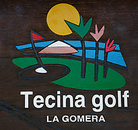 LA GOMERA - TECINA GOLF  COPYRIGHT KOEN SUYK