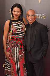 Rickey Minor bei der Ankunft zur Verleihung der Creative Arts Emmy Awards in Los Angeles / 110916 <br /> <br /> *** Arrivals at the Creative Arts Emmy Awards in Los Angeles, September 11, 2016 ***