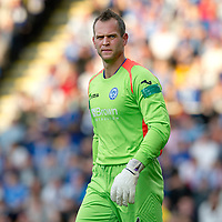 St Johnstone FC...Season 2012-13<br /> Alan Mannus<br /> Picture by Graeme Hart.<br /> Copyright Perthshire Picture Agency<br /> Tel: 01738 623350  Mobile: 07990 594431
