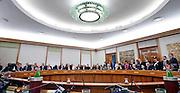 2013/05/08 Roma, plenum del Consiglio Superiore della Magistratura. Nella foto l'aula del plenum..Rome, Plenum of the Superior Council of Magistracy. In the picture the plenum hall - © PIERPAOLO SCAVUZZO