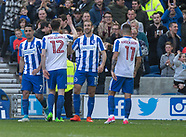 Brighton and Hove Albion v Blackburn Rovers 010417