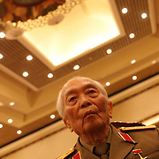 Vo Nguyen Giap, the 96 year-old former general who orchestrated the French defeat at Dien Bien Phu in 1954 and the surprise Tet Offensive against the Americans in 1968.