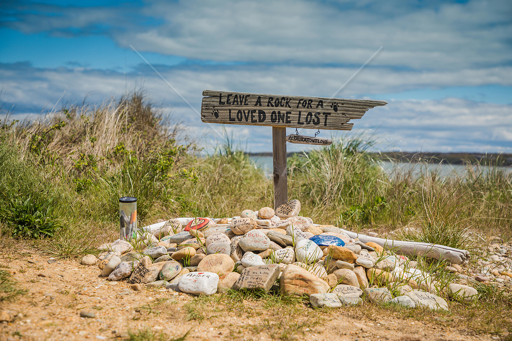 memorial for pets in Montauk, NY