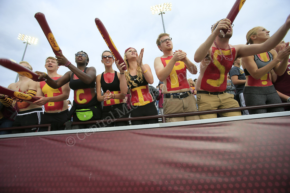 CENTRAL Michigan University football takes on Monmouth at Kelly/Shorts Stadium on Saturday September 12, 2015. Photos by Steve Jessmore/Central Michigan University