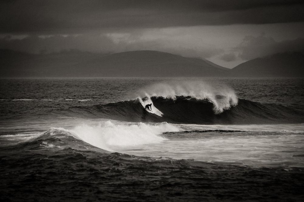 The O'Neill Cold Water Classic Surf Competition held in Thurso Scotland, 2011.