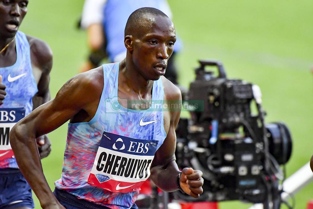July 21, 2017 - France - Timothy Cheruiyot - 1500 metres hommes (Credit Image: © Panoramic via ZUMA Press)