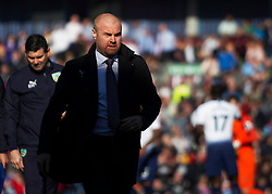 Burnley manager Sean Dyche - Mandatory by-line: Jack Phillips/JMP - 23/02/2019 - FOOTBALL - Turf Moor - Burnley, England - Burnley v Tottenham Hotspur - English Premier League
