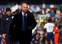 Burnley manager Sean Dyche - Mandatory by-line: Jack Phillips/JMP - 23/02/2019 - FOOTBALL - Turf Moor - Burnley, England - Burnley v Tottenham Hotspur - English Premier League