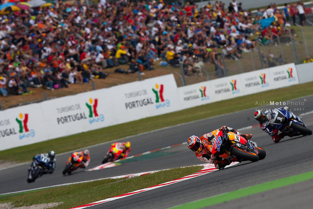 2011 MotoGP World Championship, Round 5, Catalunya, Spain, 5 June 2011, Casey Stoner