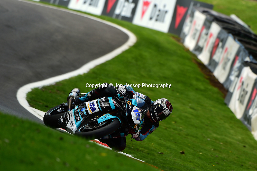 #15 Ross Twyman Canterbury EHA Racing Yamaha 600  Dickies British Supersport Championship