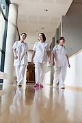 Hopital Fleyriat Viriat Bourg en Bresse, Ain // Fleyriat Hospital, Viriat Bourg en Bresse, Ain, France.
