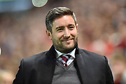 Bristol City manager Lee Johnson during the EFL Sky Bet Championship match between Bristol City and Burton Albion at Ashton Gate, Bristol, England on 13 October 2017. Photo by Richard Holmes.