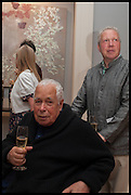 SIR HOWARD HODGKIN; ANTONY PEATTIE, Masterpiece London 2014 Preview. The Royal Hospital, Chelsea. London. 25 June 2014.