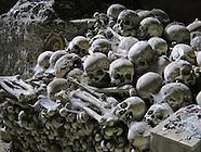 Cimitero delle Fontanelle alla Sanità di Napoli