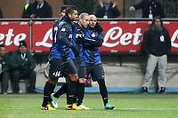 "Esultanza Rodrigo Palacio Inter.Goal celebration.Milano 12/01/2013 Stadio ""S.Siro"".Football Calcio Serie A 2012/13.Inter v Pescara.Foto Insidefoto Paolo Nucci."