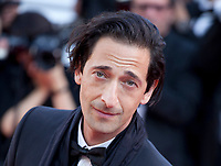 Adrien Brody at Based on a True Story (D'apres Une Histoire Vraie) gala screening at the 70th Cannes Film Festival Saturday 27th May 2017, Cannes, France. Photo credit: Doreen Kennedy