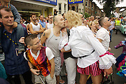 Brighton Pride Parade through Brighton 2009